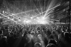 Retour en images sur le passage de la RBMA au festival Nuits sonores de Lyon.