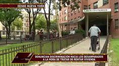 DISCRIMINAN CASEROS A PERSONAS QUE RECIBEN APOYOS GUBERNAMENTALES EN NUE...