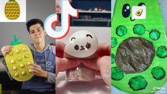 DIY FIDGET TOYS TikTok Compilation #123 - YouTube Pop It Toy, Diy Fidget Toys, Fun Diy Crafts, Very Grateful, The Creator, Youtube, Youtubers, Youtube Movies