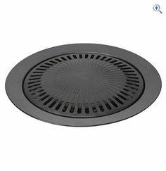 Hi Gear Grill Plate for Single Burner Stove Single Burner Stove, Portable Stove, Grill Plate, Drip Tray, Go Outdoors, Camping Stove, Outdoor Cooking, Barbecue, Grilling