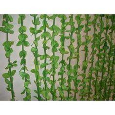 Κουρτίνα Πόρτας Χαβάη Λαχανί