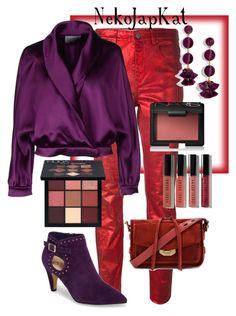 """blazer"" by neko-m-tucker-smith ❤ liked on Polyvore featuring Étoile Isabel Marant, FAUSTO PUGLISI, Bella Vita, BaubleBar, Huda Beauty, NARS Cosmetics, Bobbi Brown Cosmetics and rag & bone"