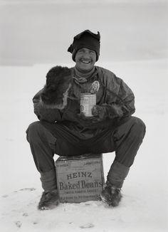 Heinz advertizement, January 9 1912, Herbert Ponting (1870-1935)