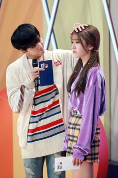♡ Ulzzang Couple, Ulzzang Girl, Kpop Couples, Cute Couples, Up10tion Wooshin, Jung Chaeyeon, Jeon Somi, Korean Couple, Cha Eun Woo