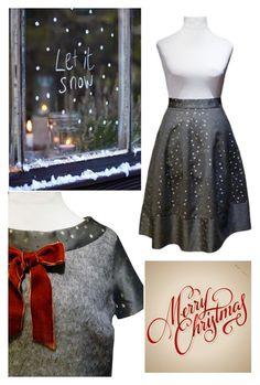 """Christmas Magic"" by handmademylove on Polyvore"