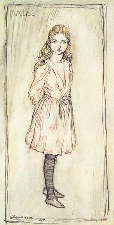Alice's Adventures in Wonderland - Signed by RACKHAM, Arthur - Jonkers Rare Books