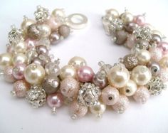 blush pearls - Google Search