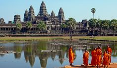 The Story of the Lost City of Angkor