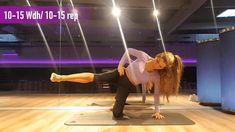 Eine aufrechte, anmutige Körperhaltung lässt uns selbstbewusst wirken und sorgt zudem ganz automatisch für einen flachen Bauch. Mit diesem Pilates-Workout für zu Hause oder unterwegs kannst du deine Core-Muskeln schön kräftigen Pilates Training, Pilates Workout, Workouts, Sport Fitness, Yoga, Concert, Challenge, Link, Bikini Bodies