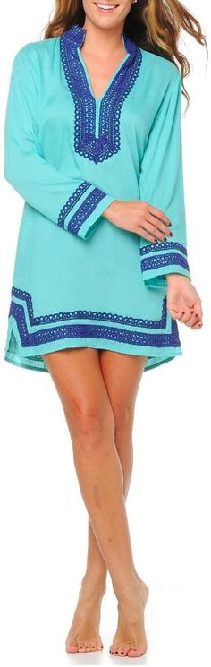 Haute Latitude Sunshine Tunic Dress