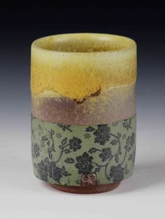 Barry Rhodes Pottery » Yunomis and Mugs