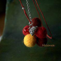 Koralina / gulky Fruit, Red