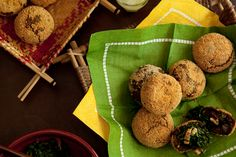 Feijoada Fritters With Collard Greens Recipe | Food Republic
