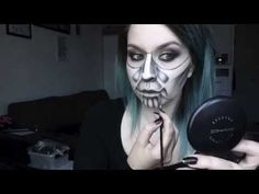 Sid Wilson mask makeup time lapse - YouTube