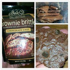 Chocolate Chip Brownie Brittle | LUUUX  http://www.luuux.com/food/chocolate-chip-brownie-brittle?front#