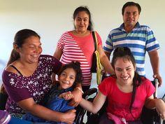 Paola viene del barrio km 7 (Ciudad del Este) y Lucero de Juan O'leari quienes iban al Centro de Rehabilitación de Coronel Oviedo y hoy se encuentran en El Centro de Minga Guazú. Antes viajaban horas para llegar a sus terapias voy van a recorrer menos de una hora.