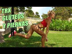 TRX GLÚTEOS Y PIERNAS / TRX Buttocks and Legs - YouTube