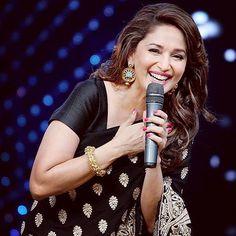 Madhuri Dixit Film Icon, Madhuri Dixit, Super Mom, Timeless Beauty, Photo And Video, Instagram, Mandala, Cinema, Indian