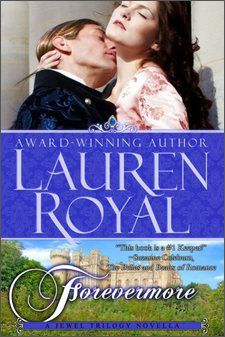 A Jewel Trilogy Novella by Lauren Royal. England, 1667: Sensible Clarice Bradford is content in her widowhood, and the last thing she wants is another husband. Until one fairytale evening when she's invited to a wedding at a castle... A Romantic Times Top Pick.