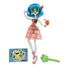 Monster High Skull Shores Ghoulia Yelps Doll $17.95