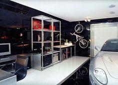 Si estas en posesión de un Maserati, ten un garaje a la altura