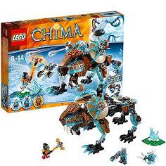 Lego Legends of Chima 70143 - Sir Fangars Säbelzahn-Roboter Lego http://www.amazon.de/dp/B00I4IW65W/ref=cm_sw_r_pi_dp_O8SIub17DPTN9
