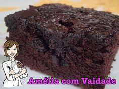 Bolo Fácil de Chocolate com Kefir Kefir Recipes, Milk Recipes, Cake Recipes, Kombucha, Cupcakes, Cupcake Cakes, Chocolat Cake, Milk Cake, Chocolate Delight