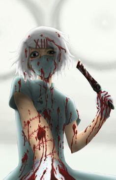 Tokyo Ghoul | Suzuya Juuzou  Follow me on Facebook @ Facebook.com/Kentipede