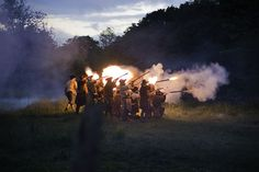 A Cherokee themed Raid at Martin's Station kicks off this weekend, Friday through Sunday, May 10 - 12, 2013! Come out and see the flames ignite at Wilderness Road State Park: http://www.virginiaoutdoors.com/article/more/4353