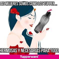 #Tupperware Clic en el corazón si estás de acuerdo. Jajaja :) #Mujeres #orgullo #Meme #diversión #divertido #chistoso