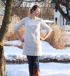 noodlehead: Laurel Dress