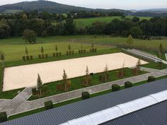 Great outdoor dressage riding arena |  Reitsportzentrum Spessart - Grünbau Aschaffenburg