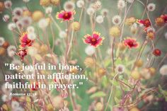 Be patient quotes god flowers jesus faith bible prayer patience scripture