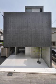 House in Kaijin by fuse-atelier