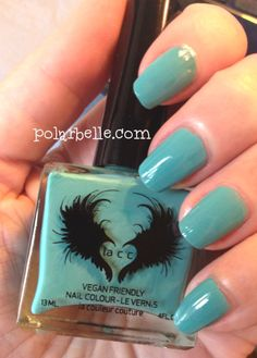 LACC nail polish 1977 - click for more swatches