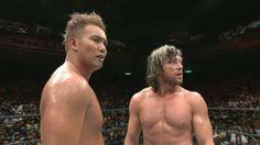 Kazuchika Okada vs. Kenny Omega