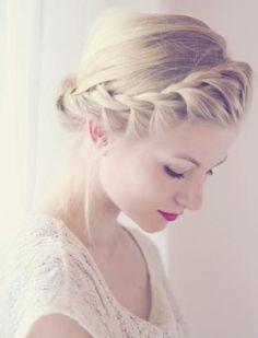 Bridal Hair Trend 2014 – The Prettiest Plaits    weddingsonline