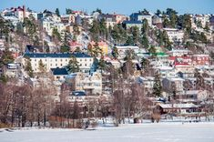 My home: Pispala district, Tampere, Finland : europe Finland, Europe, City, Places, Travel, Outdoor, Outdoors, Viajes, Cities