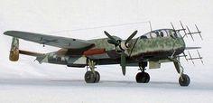 Heinkel He 219A-7/R2 by Andreas Duda (Tamiya 1/48)