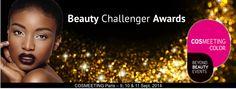 TELLARS INTERNATIONAL (NIGERIA), membre du jury Pro des Beauty Challenger Awards, catégorie Cosmeeting Color.  RDV dès demain ! COSMEETING & CREATIVE BEAUTY the place to be Du 9-11 septembre à la Porte de Versailles (Hall 4)