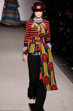 #fashion-ivabellini Stella Jean