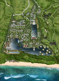 bali outstanding hotel landscapes - Google Search