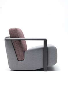 Franck armchair for Haymann Editions, design Charles Kalpakian