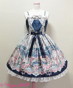 Angelic Pretty | Belle Epoque Rose Special JSK Set