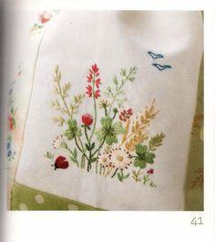 Gallery.ru / Фото #41 - Ch. Segala-Porte-Bonheur, motifs de broderie traditionnelle - tymannost