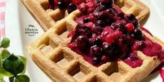 Goffri 5db Waffles, Breakfast, Food, Morning Coffee, Essen, Waffle, Meals, Yemek, Eten