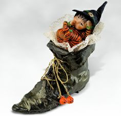Looking for a Halloween Witch Doll?  Check out on Delphine, Halloween Witch Doll, Halloween Dolls and more.