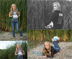 15 outdoor senior volleyball pictures