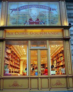 La Cure Gourmande Paris, France