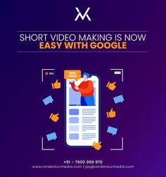 Google Launched a free tool to create short promotional videos named - #YouTubeVideoBuilder Beta version is available now. 🔥😇😇  Did you know it? Digital Marketing Services, Google News, Did You Know, Knowing You, Product Launch, Names, Create, Videos